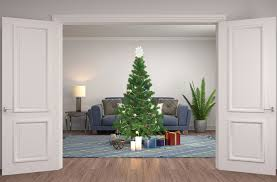 interior design gifts picture christmas 3d graphics christmas tree gifts interior sofa