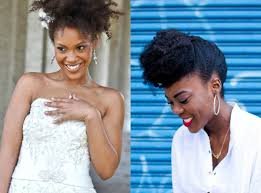get to know natural hair wedding hairstyles 2017 andybest tv