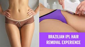 brazilian hair removal pics my brazilian ipl hair removal experience youtube