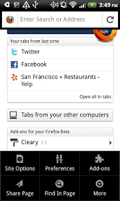 mozilla firefox android apk firefox 7 0 for android now