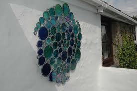 wall art ideas design choosen gritty wall glass art more