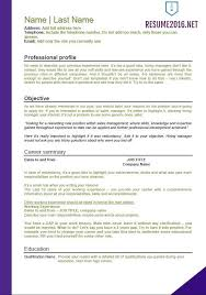 Resume With Employment Gap Examples Resume Work Gap