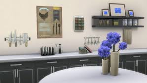 Cool Kitchen The Sims 4 Cool Kitchen Review Sims Community