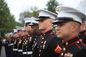 marine corps boot camp timeline at a glance military com