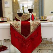 gold table runner and placemats luxury table runners high end tablecloths european style luxury bed