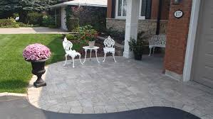 Patio Stones Kitchener Hardscaping Interlocking And Paving Services In Guelph