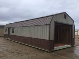 Metal Siding For Barns Metal Sided Sheds Well Built Outdoor Sheds With Lasting Metal Siding