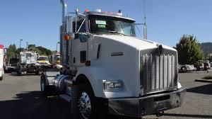 2007 t800 single axle charter trucks u10377 youtube