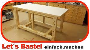 Arbeitstisch G Stig 1 4 Eigenbau Multifunktionale Werkbank Einfach Günstig