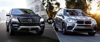 luxury mercedes van mercedes benz ml350 vs bmw x5