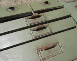 Vintage Oak Filing Cabinet Oak File Cabinet Etsy