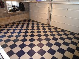 garage affordable flooring tiles design interlocking garage customer photo finished flooring project and tiles home depot
