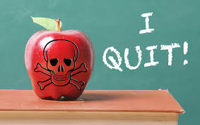 teacher u0027s resignation letter u0027my profession u2026 no longer exists u0027