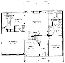 Southern Style House Plans by Southern Style House Plan 5 Beds 3 50 Baths 3359 Sq Ft Plan 325 250