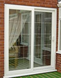 Lowes Sliding Glass Patio Doors by Patio Doors Shop Reliabilt Series In Blinds Between The Glass