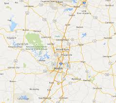 Austin Area Map by Contact Cat U0027s Landscape Services In Austin