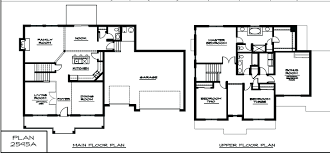 Two Story Condo Floor Plans by Nice Simple 2 Story House Plans 2 Simple 2 Story House Floor 2