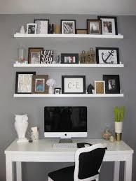 Desk Shelving Ideas The Shelves To The Ceiling Above A Desk Diy Shelves Desk