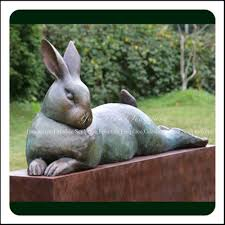 rabbit bronze sculpture rabbit bronze sculpture suppliers and