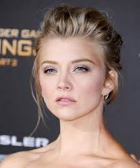 Natalie Dormer Pictures Natalie Dormer U0027s Romantic Makeup Steals The Show At The Mockingjay