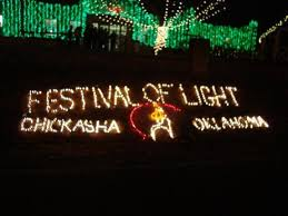 Chickasha Lights First Baptist Church Jones Photos