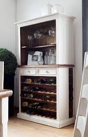 Esszimmer Buffet Vintage Landhaus Weinregal Buffet Mit Weineinsatz Bodde Möbel