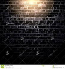 black brick wall background stock photo image 49824285
