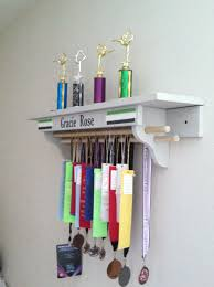 trophy shelf ribbons and shelves on pinterest space for not the
