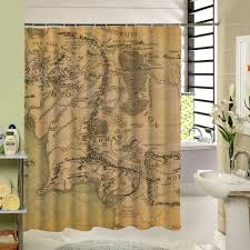 online get cheap map bath aliexpress com alibaba group 150x180cm modern bathroom shower curtains with hooks world map bath curtain bathroom decor waterproof polyester fabric liner
