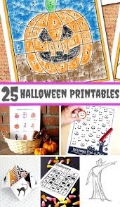 174 best free halloween printables images on pinterest coloring