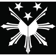 amazon philippines flag 1 sun 3 stars logo filipino
