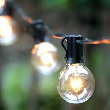 outdoor bulb string lights solar outdoor lighting string winterminal info