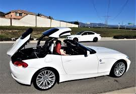 custom white bmw bmw z4 hiko