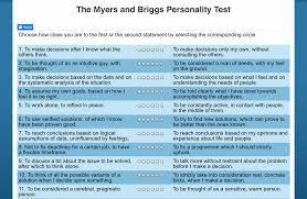 how the myer brigg personality test can help you live a better