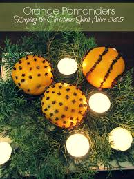 how to make orange pomanders for christmas hometalk
