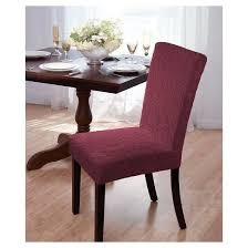 chair cover velvet damask dining room chair cover target