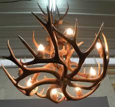 Cabin Light Fixtures by Lamp Deer Ceiling Fan Deer Horn Chandelier Antler Lighting