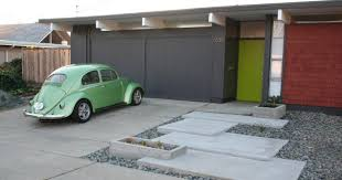 modernica blog landscaping tips for mid century modern homes