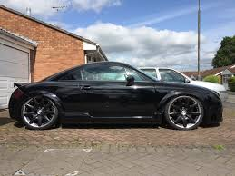 audi tt 2000 road car modified autos com