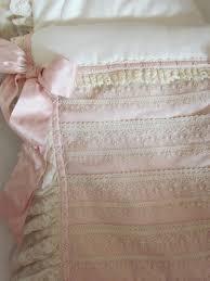 Shabby Chic Crib Bedding Nursery Beddings Long Crib Skirt In Conjunction With Elegant