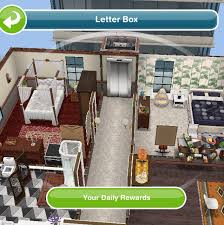Sims Freeplay House Floor Plans Houses The Who Games