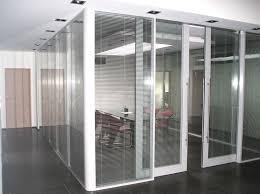 cloison aluminium bureau portes pour cloisons amovibles en bois verre aluminium nancy metz