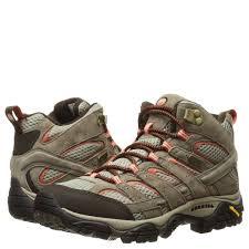 merrell women u0027s moab 2 mid waterproof boots next adventure