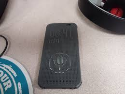 htc one m8 dot view case adding function to the front review