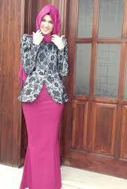 model baju kebaya muslim model baju kebaya muslim