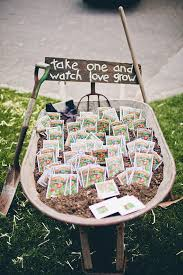 seed packet wedding favors 10 wedding favors 1 cheap wedding here comes the guide