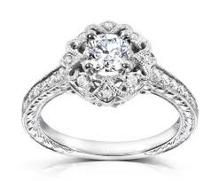 Diamond Wedding Rings For Women by Affordable Engagement Rings Under 1 000 Glamour