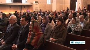 christians in iran celebrate