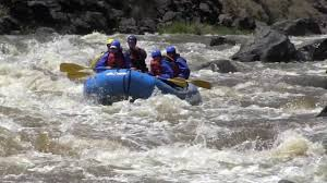 Rock Gardens Rafting Rock Garden Rapid Taos Box Grande New Mexico 1650