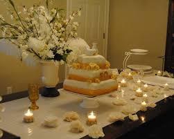 50th wedding anniversary decor ideas anniversary